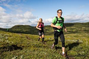 Fjällmaraton Årefjällen 29 juli-5 augusti.