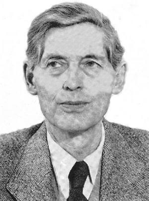 KÄND HARNÄSBO. Theodor Svedberg (1884–1971) var en världskändis i vetenskapliga kretsar. Nu hedras han med en minnesskrift.