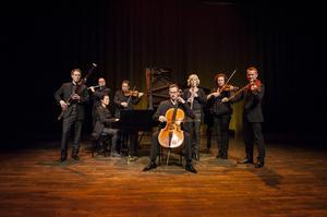 Nordiska Kammarensemblen gör flera konserter i Sollefteå i vår.