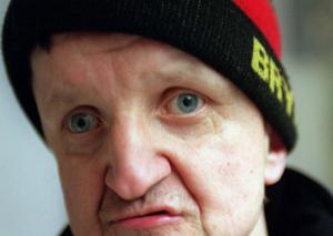 Bosse Östlin blev 63 år gammal.