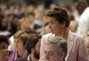Maratonmöte. Trötta deltagare på FN:s klimatmöte, som på övertid enades om en färdplan för hur utsläppen av växthusgaser ska begränsas.foto: scanpix