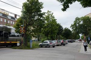 Norra järnvägsgatan: 546 p-böter