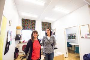 Marie-Ann Eklund, rektor på Markusskolan och HannaTorbrand, biträdande rektor, tror att samarbetet med Högskolan Dalarna är utvecklande för skolans personal och även ett bra sätt för framtida rekryteringar.
