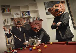 Teddybears – och deras björnhuvuden – är tillbaka med sitt sjunde album