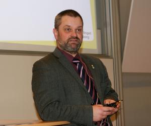 Roger O Nilsson, divisionschef för primärvården i Region Gävleborg.