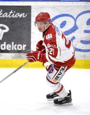 Johan Johnsson är fortsatt skadad.