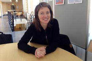 Malin Björk kandiderar till EU-parlamentet för Vänsterpartiet.