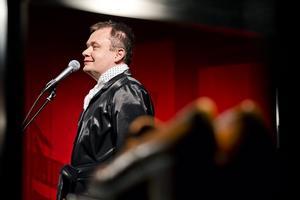 Mångårigt samarbete.  Rune Jakobsson, som gör den ena huvudrollen, är inne på sitt sjunde år med Stadrasamarbete.