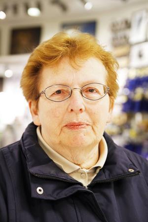 Anita Källsved, Östersund   – Nej, aldrig. Jag har inga besvär alls och har ingen annan allergi heller. Jag har haft tur.