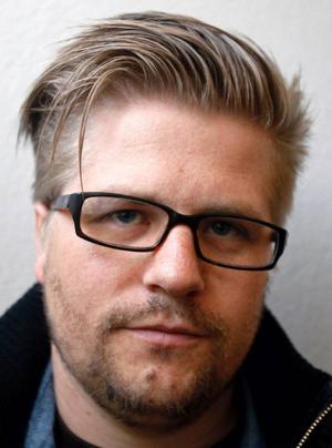 Martin Johansson berättar om arbetet med Strindbergs pjäs som spelades i Tavnäs i somras.