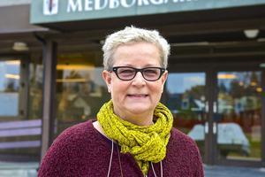 Britt Paju är HR-chef på Härjedalens kommun.