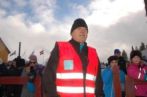 Kontrollchef Alf Jansson i Evertsberg.