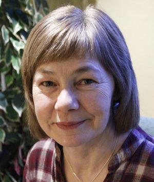Lena Dufva, ordföranden i Överförmyndarnämnden i Söderhamn.
