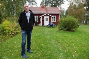 Det är dags att stärka upp Telias telenät i kommunen, tycker Rolf Jogerheim.