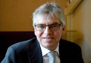 Per Åsling ser gärna samarbeten med övriga riksdagsledamöter från länet i frågor som kan gynna Jämtlands län.