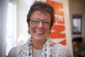 Vid årsskiftet tog Inger Källgren Sawela (M) över makten i Gävle.
