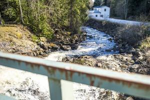 Bollnäs kommun anser att Bergfors kraft är bristfälliga i ett flertal punkter när det kommer till bland annat miljöpåverkan. Foto: Arkiv.