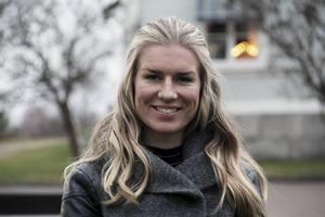 Det är en frihetskänsla att vara själv i skogen och orientera, säger Josefine Engström.