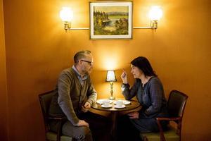 Po Tidholm och Sofia Mirjamsdotter fortsätter att prata om Norrland i Norrlandspodden.