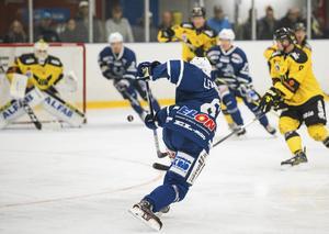 Senaste mötet mellan Köping HC och VIK den 23 september slutade 2–5 till VIK.