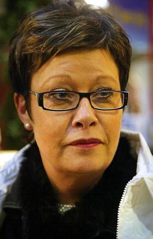 Maria Ström Åslund verksamhetschef för Centrum för utveckling och lärande behöver två miljoner extra nästa år.