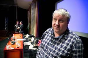 Sture Bergvall är ordförande för Järnbruksklubben inom IF Metall i Borlänge. Arkivfoto: Mikael Hellsten
