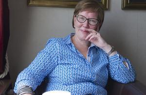 – Hogdal har alltid varit hemma. Jag älskar mitt hus i Ytterhogdal och är här så fort jag får en chans. När jag blir pensionär flyttar jag hit, säger Ewa Norrmarker.