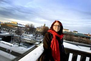 Ninni Berggren Magnusson, chef på avdelningen för kultur- och föreningsstöd, är en av 16 som har sökt tjänsten.