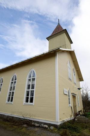 Tornhuset före detta missionskyrkan i Stav.