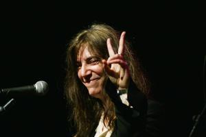2006. Patti Smith bokas till festivalen, en bokning som Jesper Heed är stolt över.