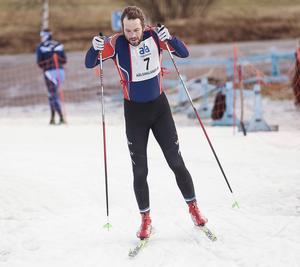 Niclas Bärj tar nya tag den här säsongen med sikte på topp 100 i Vasaloppet.