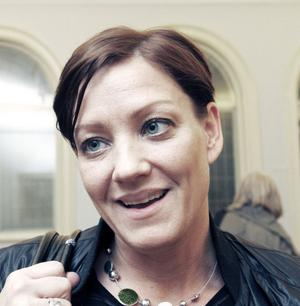 – Det är en alldeles för stor buffert att bara sitta på, säger Saco-S-klubbens ordförande Lili André om högskolans pengareserv.