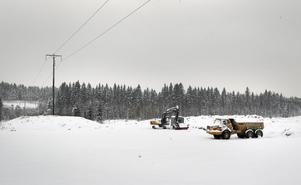 En anmälan om misstänkt miljöbrott på Medskogsområdet har lämnats till polisen.
