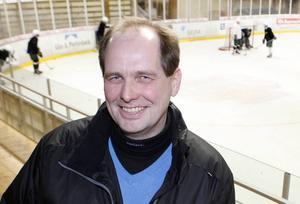 ÖIK:s ordförande Micael Lundmark.