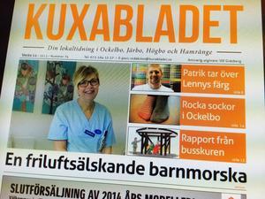 Johan Beijer tar över som ny ansvarig utgivare på Kuxabladet.