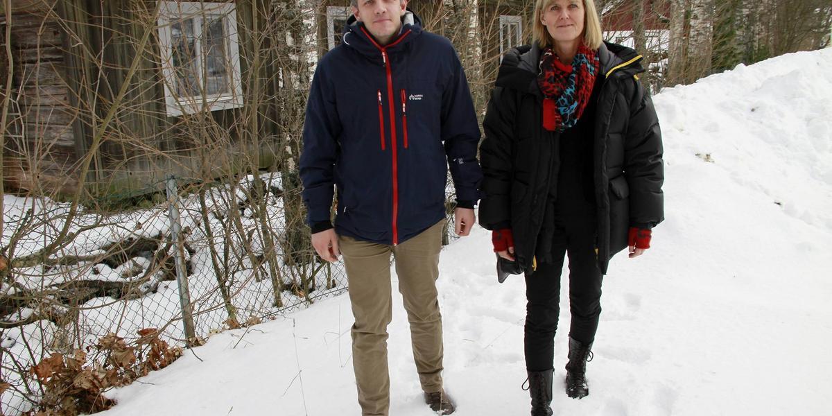 Dejta kvinnor i Gvleborgs ln Sk bland tusentals kvinnor i