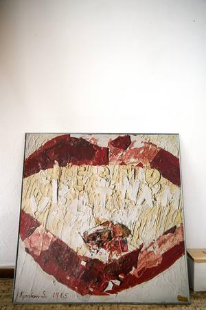 Slettemarks Vietnambilder gjorde honom till ett omstritt namn i Norge på 1960-talet.