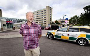 Hans Löhman, säkerhetsstrateg vid Region Västmanland, säger att allt svinn av narkotiska preparat ska dokumenteras och utredas.