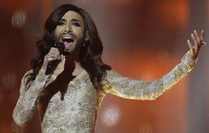 Österrikes Conchita Wurst har med sin queerpolitiska kampballad blivit ett fenomen som älskas av Eurovision-fansen.