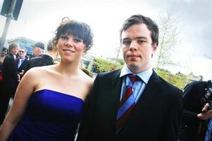Jennifer Nordlund och Niklas Jansson
