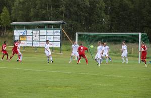 Matchen mellan Lillhärdal och Sveg var en riktigt bra division fem-match. Lagen ägde en varsin halvlek och 2-2 var i slutändan rättvist.