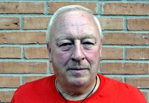 Peter Helsinger, ordförande i HjärtLungföreningen i Sundsvall.