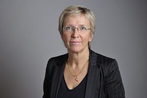 Kerstin Lundgren, politiker, riksdagsledamot för Centerpartiet.