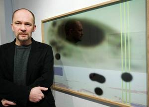 Joachim Granit – konstnär och konstchef. I helgen på plats inför sin grafikutställning på Bohlin & Bastard.