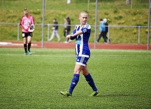 2017 och 2018 var Johanna Byström framgångsrik i Kramfors-Alliansen.