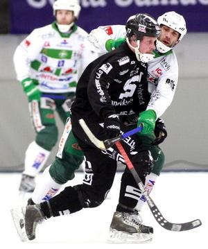 Daniel Mossberg – här i Sandvikens tröja.
