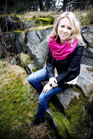 Annamaria Bergqvist fyller 40 år på måndag.