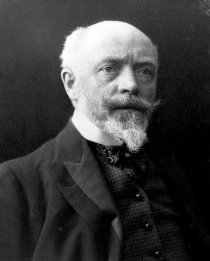 Tegelmästare och arkitekt. Magnus Dahlander, mannen som formade flera av stadens byggnader.