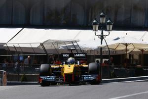 Marcus Ericsson i Monaco.
