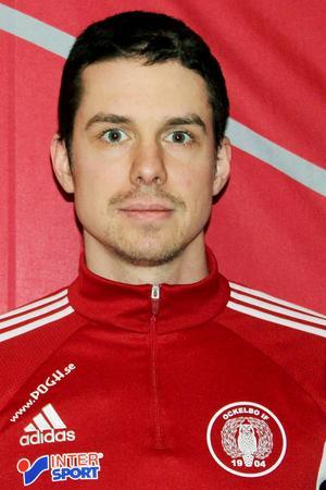 Christer Eriksson spelare och initiativtagaren till insamlingen